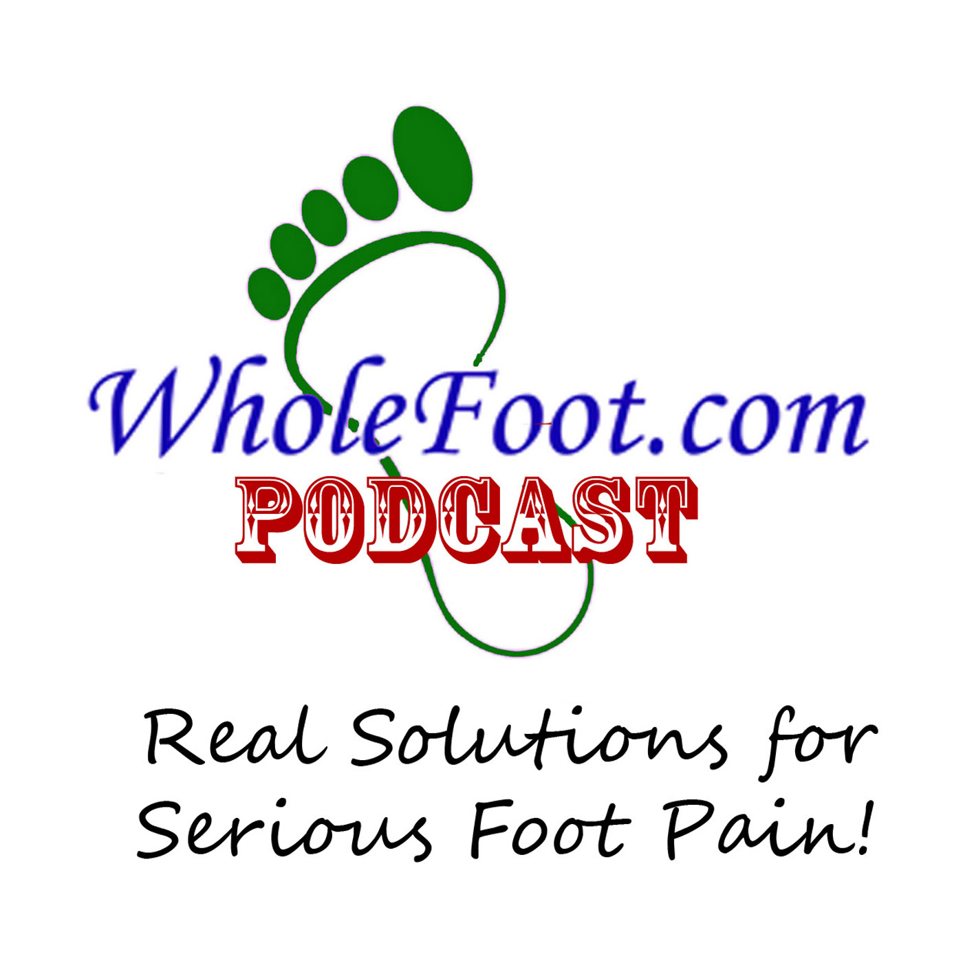 Whole foot » Podcast